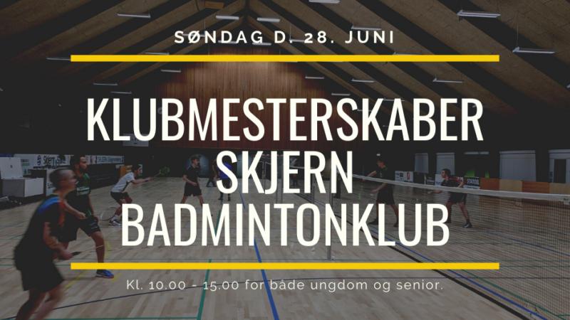 Skjern Badmintonklub