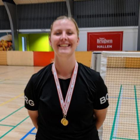 Senior A damesingle: Pernille Stampe Geisler